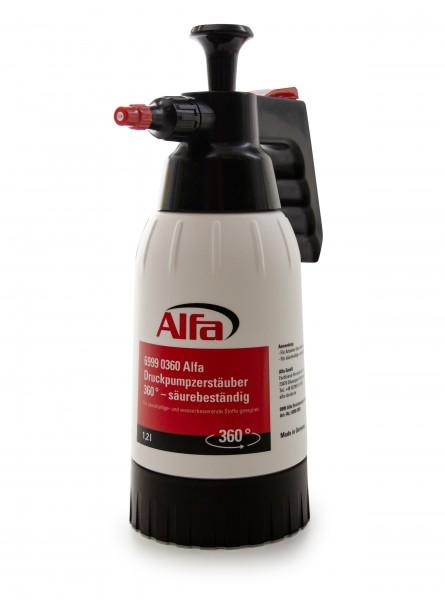 6999 Alfa Pulvérisateur à pompe à pression