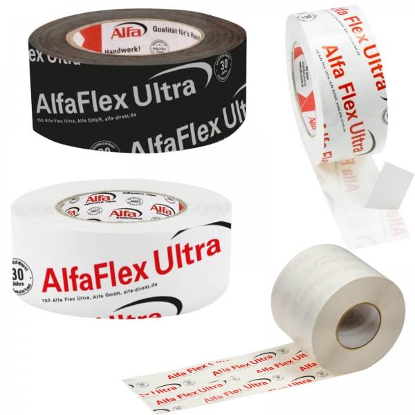 150 ALFA «Flex Ultra» - Adhesif ultra performant, hautement collant - Extérieur et intérieur