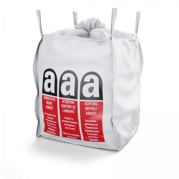 921 ALFA - BIG-BAG «Amiante» - Sacs homologués pour le transport de déchets amiantés (selon les normes TRGS 519)