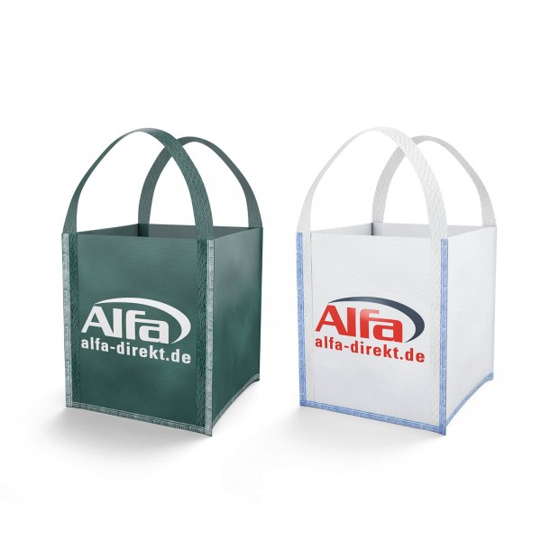 925 ALFA - BIG-BAG «MINI» blanc ou vert
