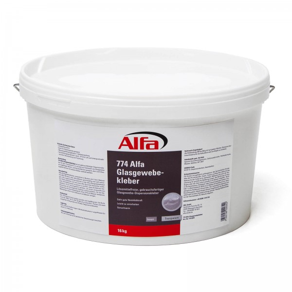 774 ALFA - Colle pour fibres de verre