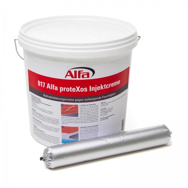 817 ALFA - proteXos Crème - contre l'humidité ascensionnelle