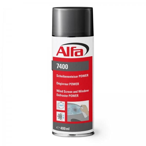 7400 Alfa Dégivreur multifonctions POWER