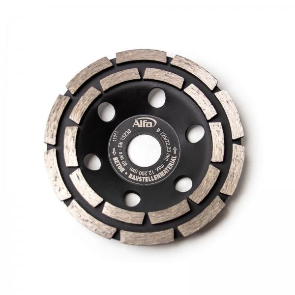 676 ALFA disque de ponçage double – diamant Basic