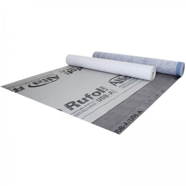 172 ALFA Ecran de sous toiture résistant aux intempéries (écran de sous toiture – sous lattes) - Rufol UDB-A 130
