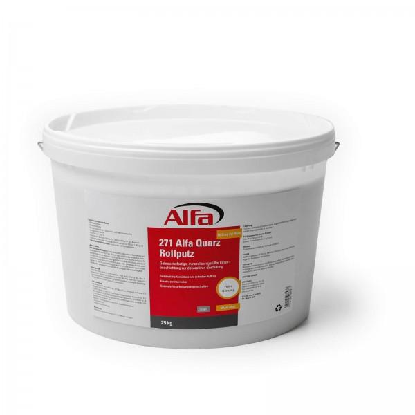 271 Alfa Enduit à base de Quartz