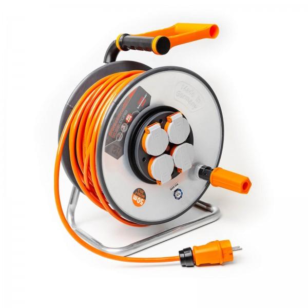 6266 Enrouleur à câbles sur tambour en acier BQ
