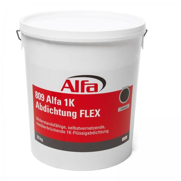 809 ALFA Etanchéité FLEX 1K – mono composant