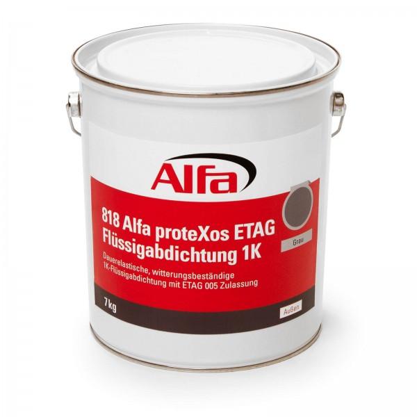 818 ALFA proteXos étanchéité liquide ETAG 1K – mono composant