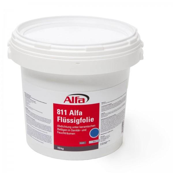 811 ALFA Etancheité liquide - Barrière sous carrelage contre l'eau