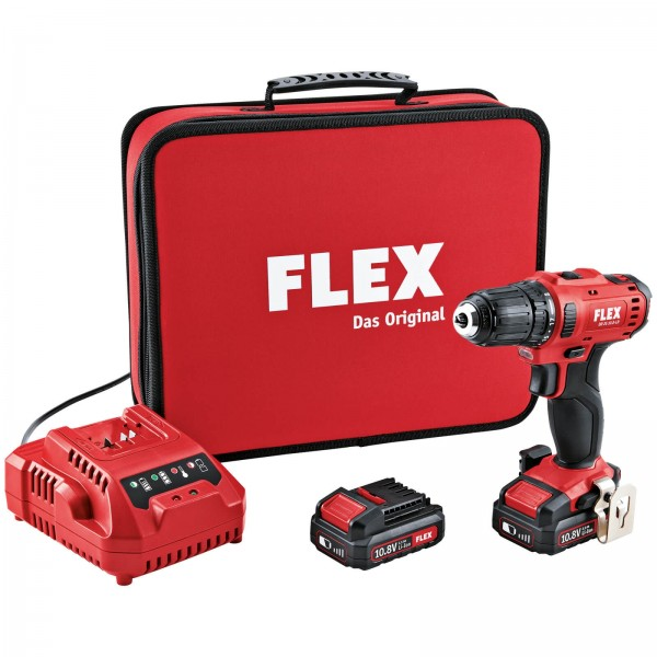 998 ALFA FLEX Visseuse - Perceuse avec Batteries