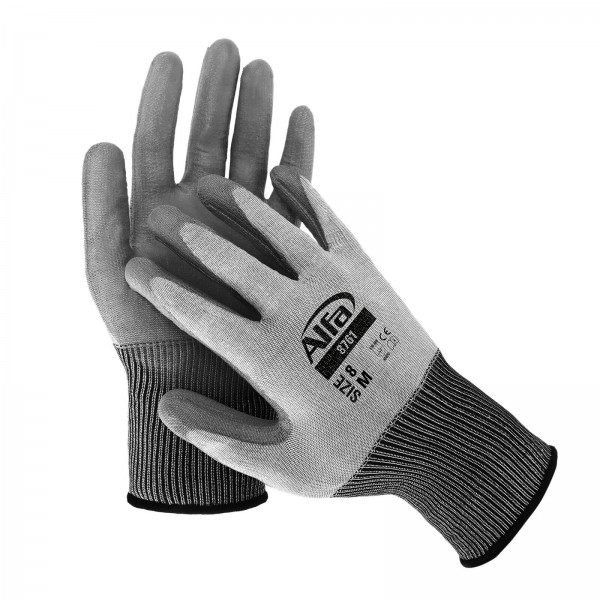8761 Alfa Gant de protection contre les coupures en PU CUT