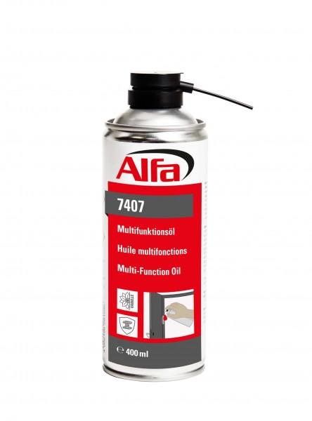 7407 Alfa Huile Multi-fonctions