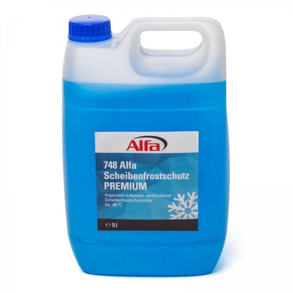 748 ALFA Liquide lave glace voiture PREMIUM