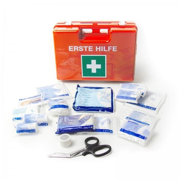 732 ALFA Malette premiers secours DIN 13 157