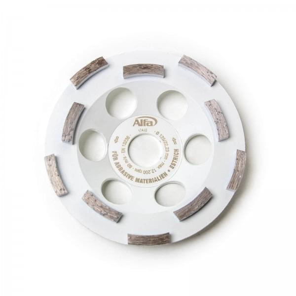 678 ALFA Meule diamant abrasive