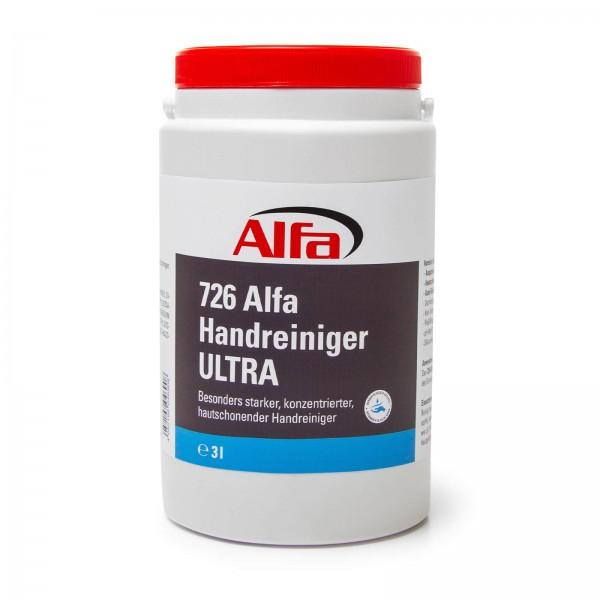 726 ALFA Nettoyant pour les mains «ULTRA»