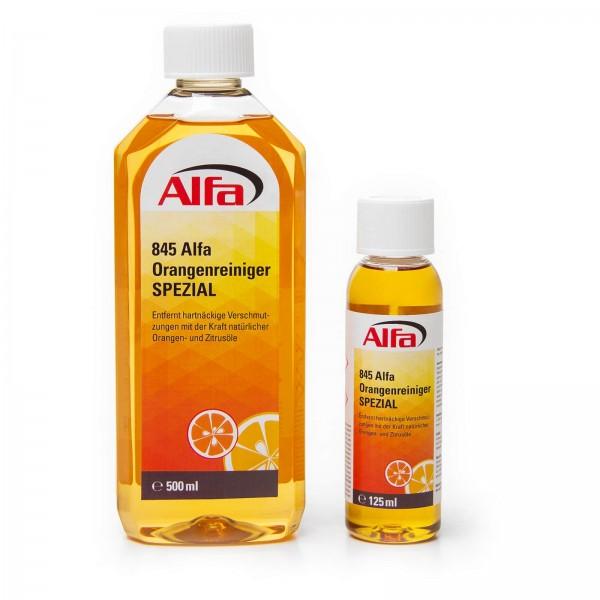 845 ALFA Nettoyant spécial à l'orange