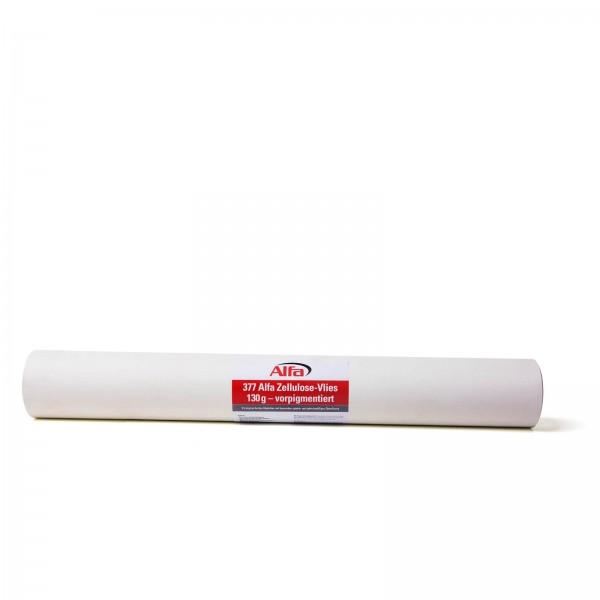 377 Alfa  Non-tissé de cellulose 130g - Pré pigmenté