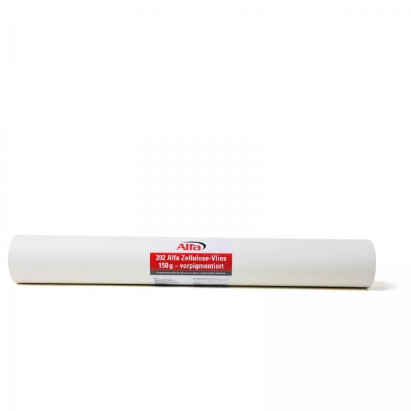 392 Alfa  Non-tissé de cellulose 150g - Pré pigmenté