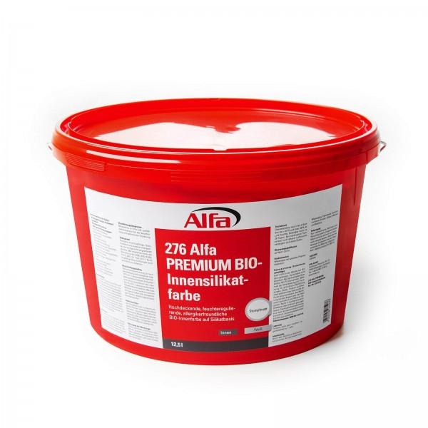 276 Alfa Peinture d'intérieur au silicate PREMIUM BIO