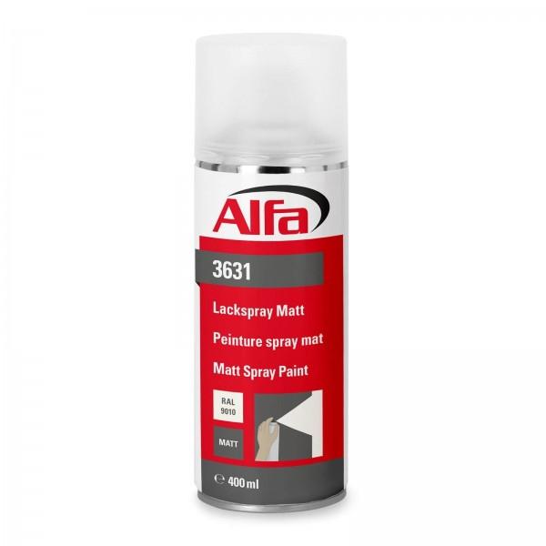 3631 Peinture en spray Alfa Mate