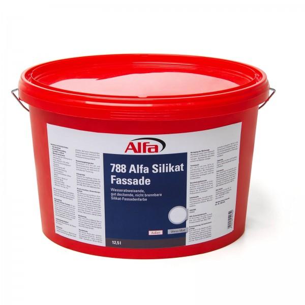 788 ALFA Peinture façade silicates