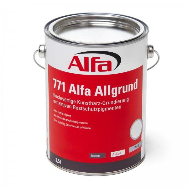 771 ALFA - Primaire en résine synthétique «Allround»