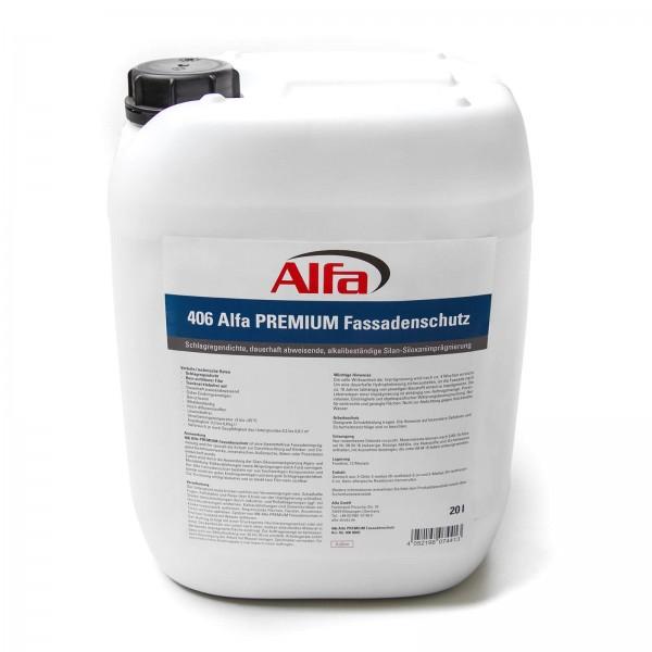 406 Alfa protection des façades PREMIUM