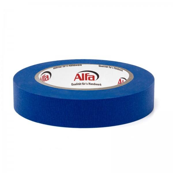 508 ALFA «Blue Tape» - Ruban adhésif de masquage peinture en papier crêpé fin