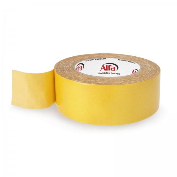 253 ALFA Top-Fix (ruban adhésif universel) 25 mm x 25 m - 6 pièces