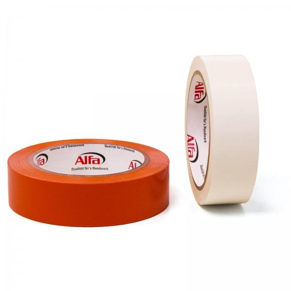 502 ALFA Ruban de protection professionnel en PVC (lisse)