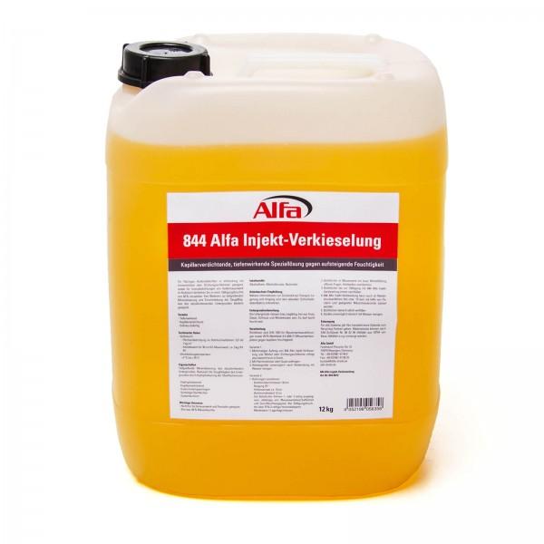 844 ALFA Solution spéciale à action en profondeur contre l'humidité ascendante