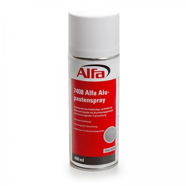 7408 Alfa Spray pâte d'aluminium