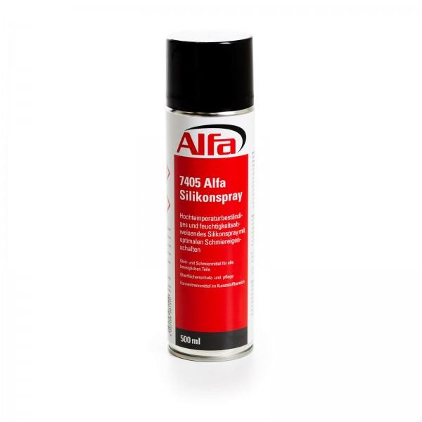 7405 Alfa vaporisateur de silicone