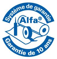 10 années de garantie