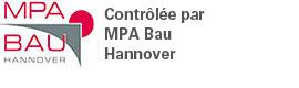 Testé à la MPA Construction de Hannover