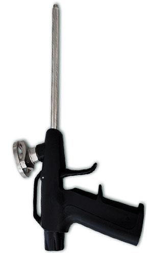 Pistolet pour mousses pu polyurethane expansives