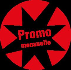 Promo mensuelle